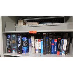 Large Book Collection - 1 Shelf Scientific Dictionaries/Encyclopedias