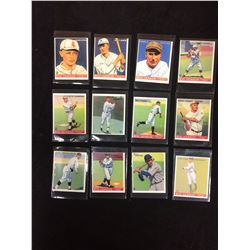 1933 Big League Chewing Gum Baseball Cards Lot Swanson Dickey Herman More