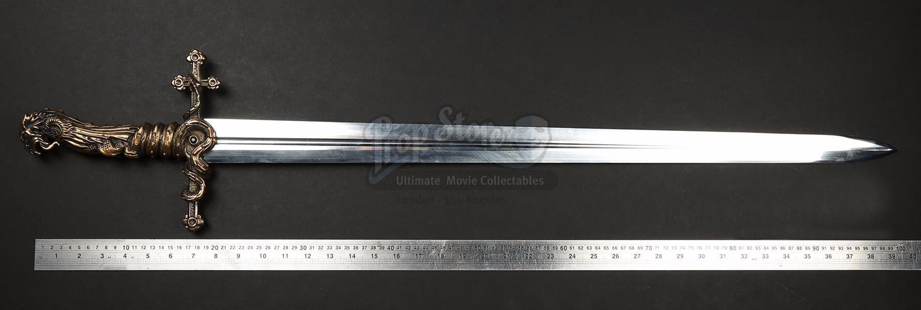 DRACULA UNTOLD (2014) - Vlad's (Luke Evans) Sword