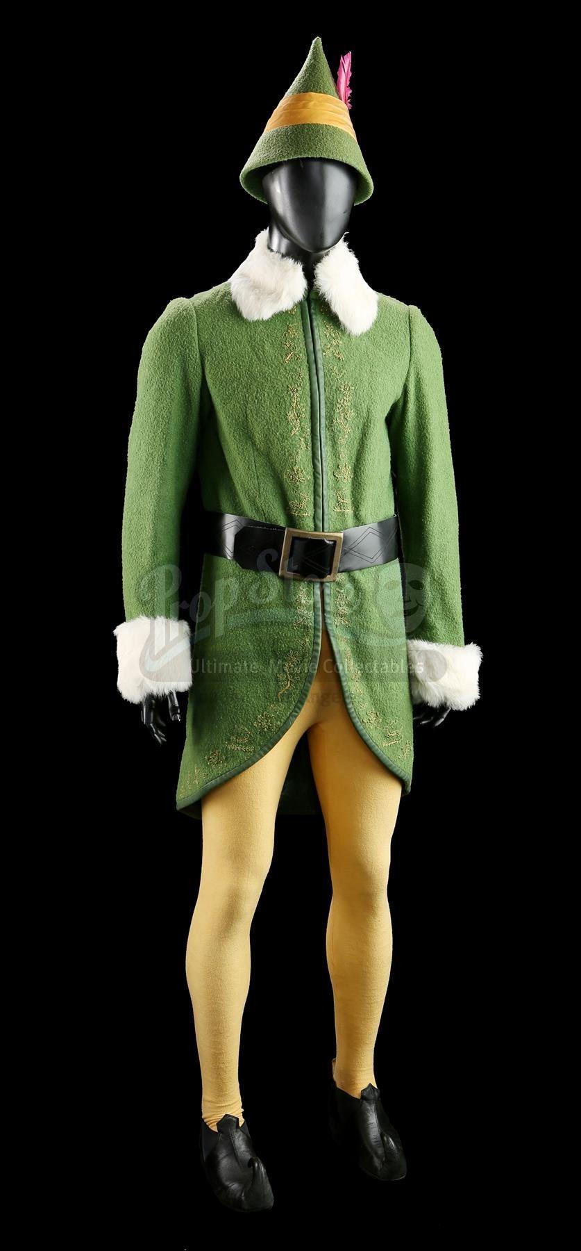 Elf 2003 Buddy S Will Ferrell Costume