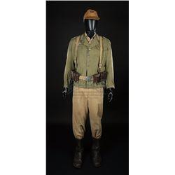 INDIANA JONES AND THE RAIDERS OF THE LOST ARK (1981) - Nazi Uniform