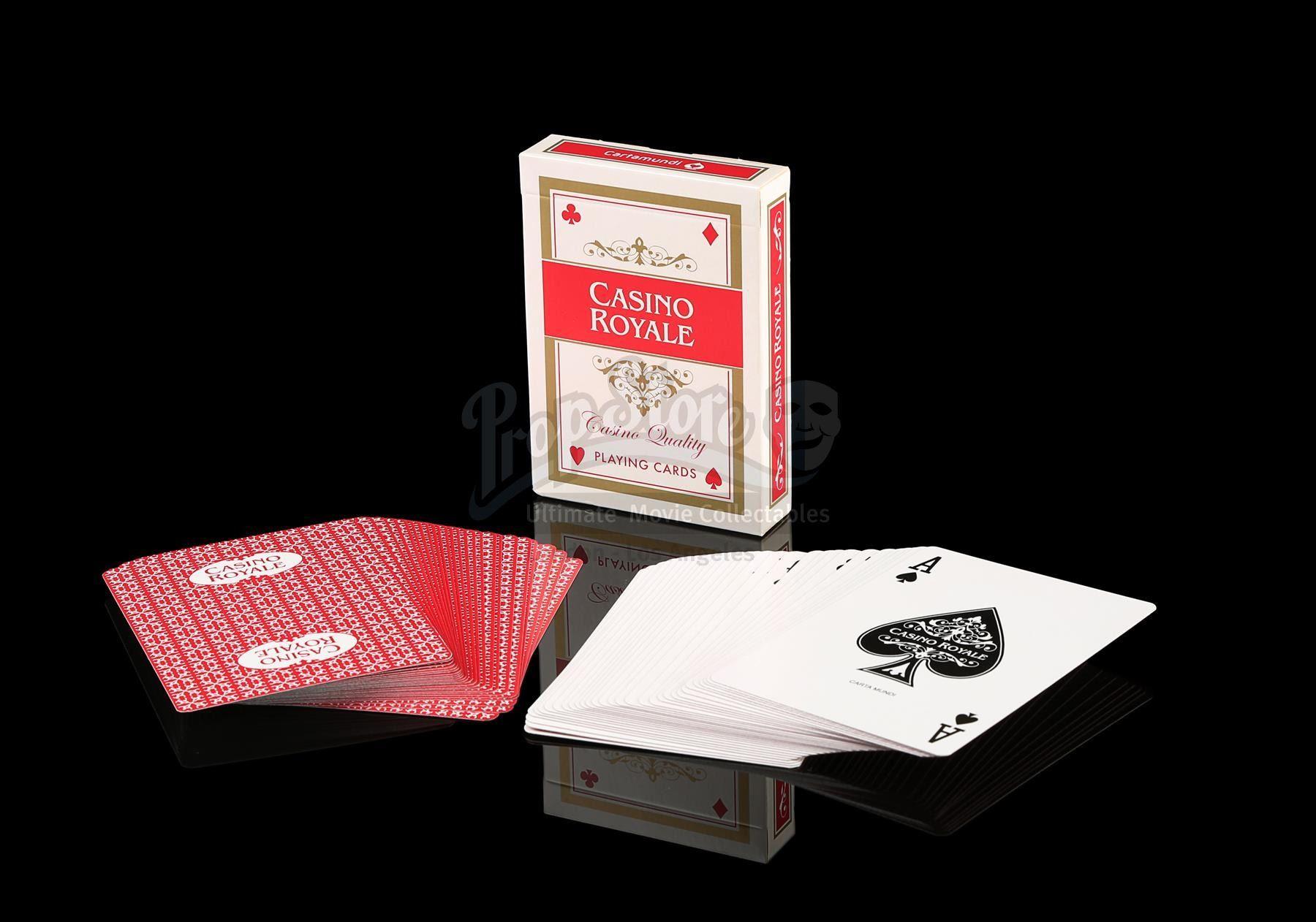 Casino royale playing map las vegas casinos 2011