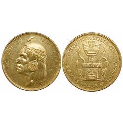 Peru, 50 soles, 1930.