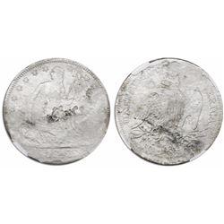 USA (New Orleans mint), half dollar seated Liberty, 1846-O, encapsulated NGC SS New York Shipwreck E