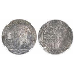 Venice, Italian States, 1 ducato, (1777)VS, encapsulated NGC MS 61, finest and only specimen in NGC