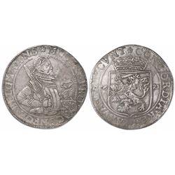 Overijssel, United Netherlands, rijksdaalder, 1621.