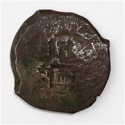 Potosi, Bolivia, cob 8 reales, 1706(Y).