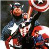 Image 2 : Captain America #600