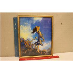 Maxfield Parrish Framed Print