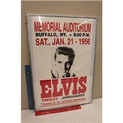 """Elvis Concert Framed Poster (23""""x16"""")"""