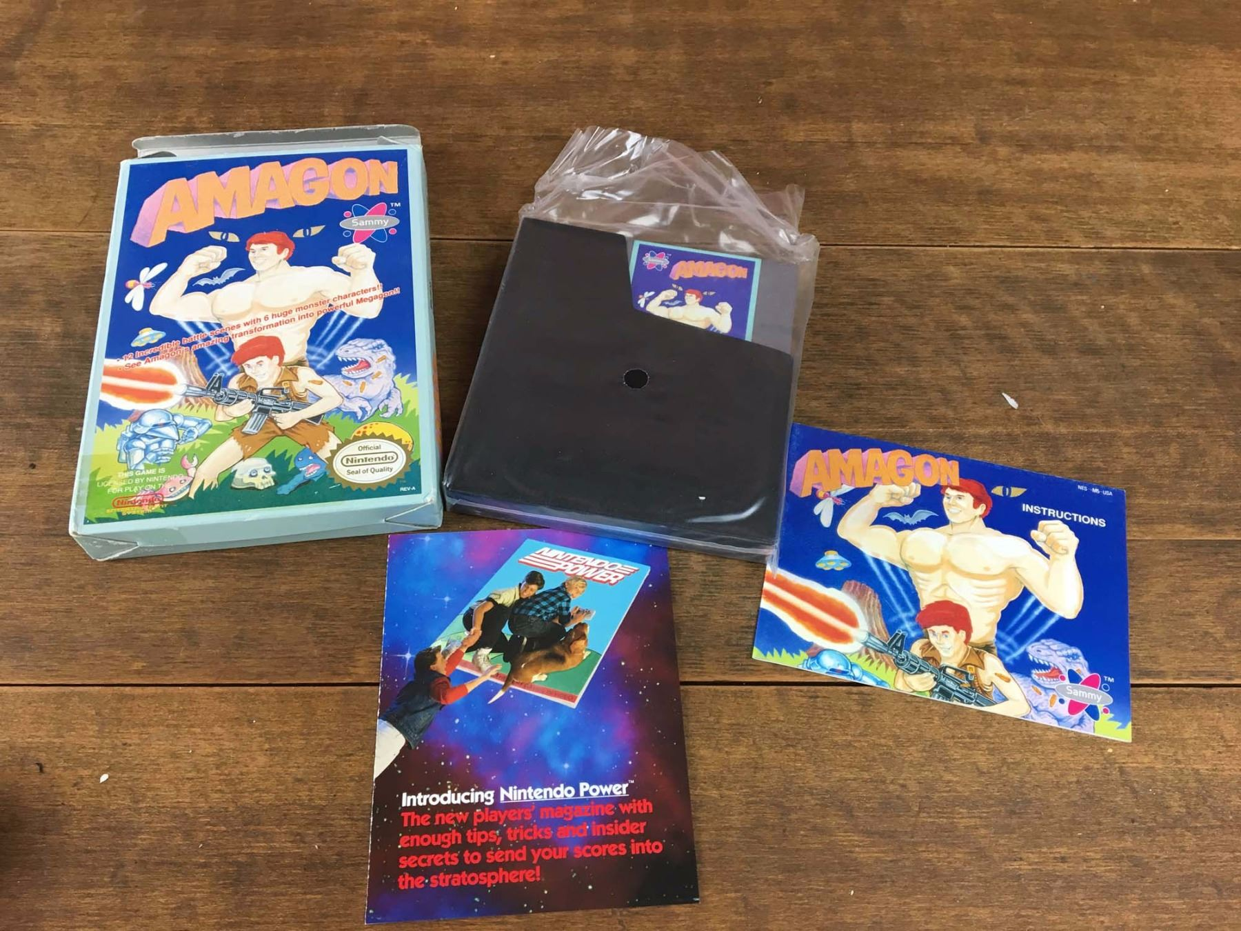 Boxed & Tested Nintendo Games (2)