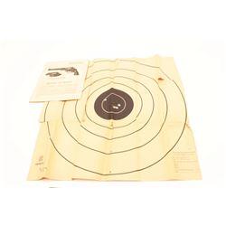 "Very desirable Smith & Wesson Registered  Model DA revolver, .357 Magnum caliber, 8.75""  barrel, blu"