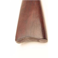 Winchester Model 1894 SRC, .32 W.S. caliber  with proper .32 W.S.-marked rear sight and  Lyman tang
