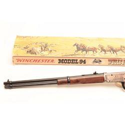"""Winchester Model 94 Wells Fargo & Co.  Commemorative SRC, .30-30 Win. caliber, 20""""  barrel, wood sto"""