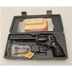 """Ruger New Model Super Blackhawk Bisley single  action revolver, .44 Magnum caliber, 7.5""""  barrel, bl"""