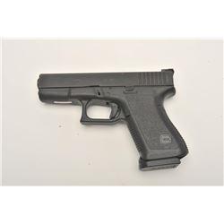 "Glock Model 23 semi-automatic pistol, .40 S&W  caliber, 4"" barrel, mat black finish,  plastic carry"