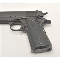 "Modern Springfield Armory Champion Model  semi-automatic pistol, .45 caliber, 4""  barrel, mat black"