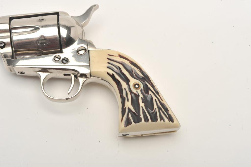 "Great Western Arms Co  SAA revolver,  22 caliber, 5 5"" barrel"