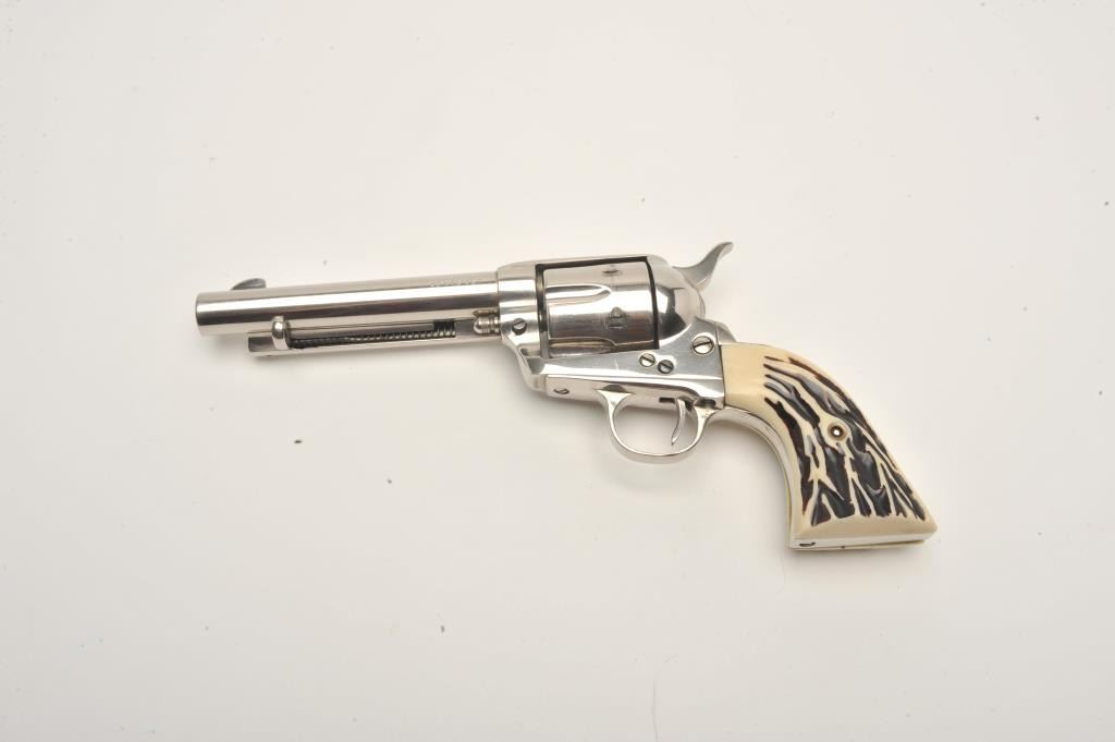 "Great Western Arms Co  SAA revolver,  22 caliber, 5 5"" barrel"