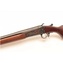Stevens single shot shotgun, 20 gauge, Serial  #NSNV.  The shotgun is in very good overall  conditio