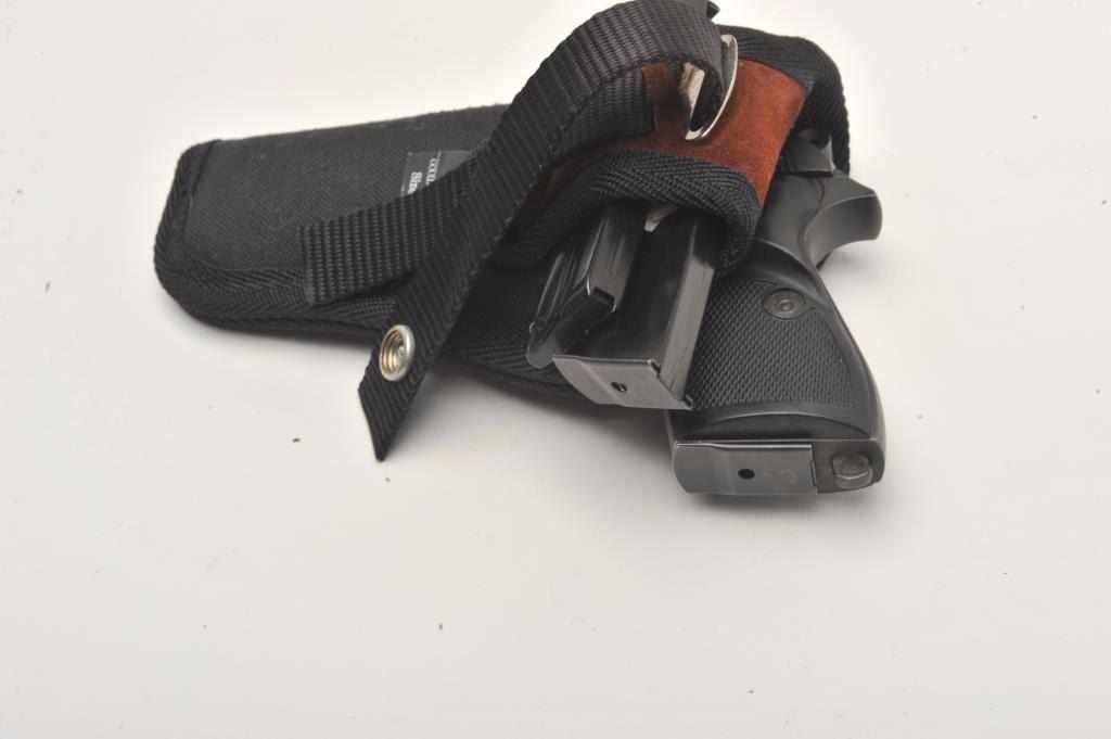 "Daewoo Model DP52 semi-automatic pistol,  22LR caliber, 3 75"" barrel"