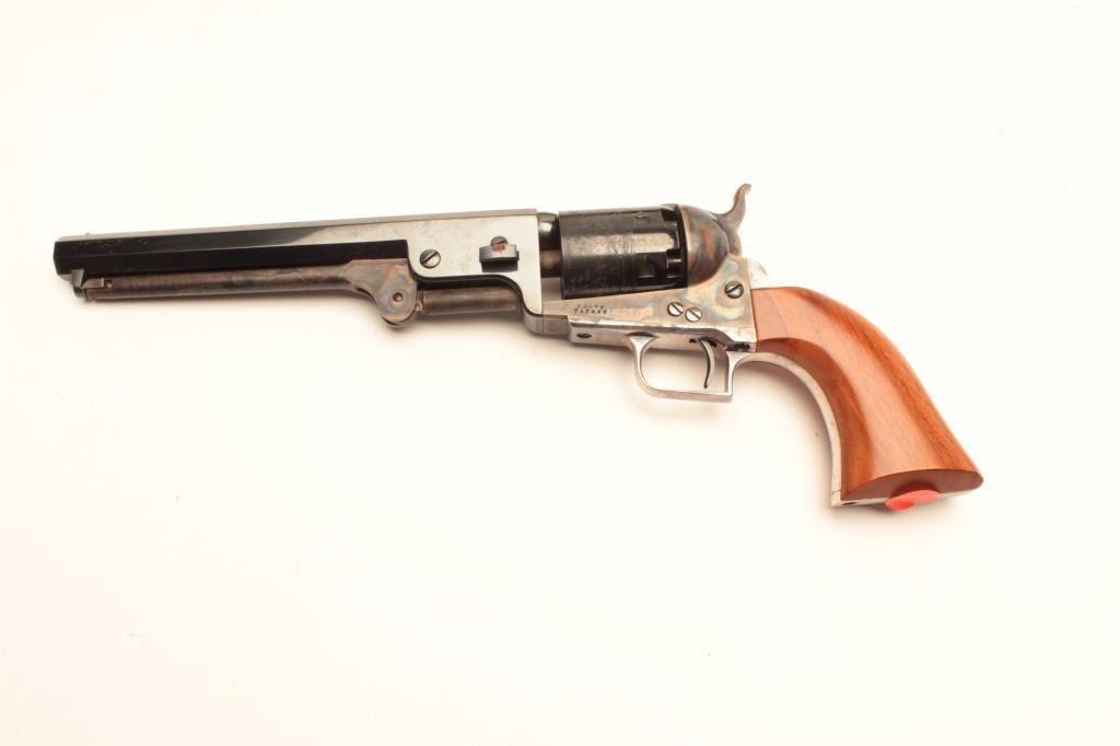 Colt New Black Powder series reproduction 1851 Colt Navy