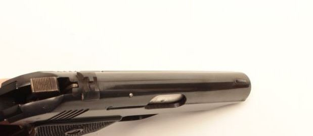 MAB Model G-7 semi-auto pistol,  22 LR caliber, Serial
