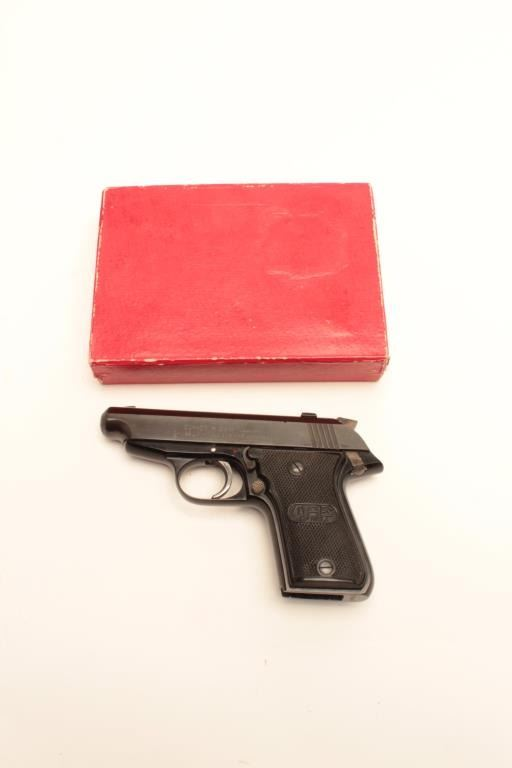 MAB Model G-7 semi-auto pistol,  22 LR caliber, Serial