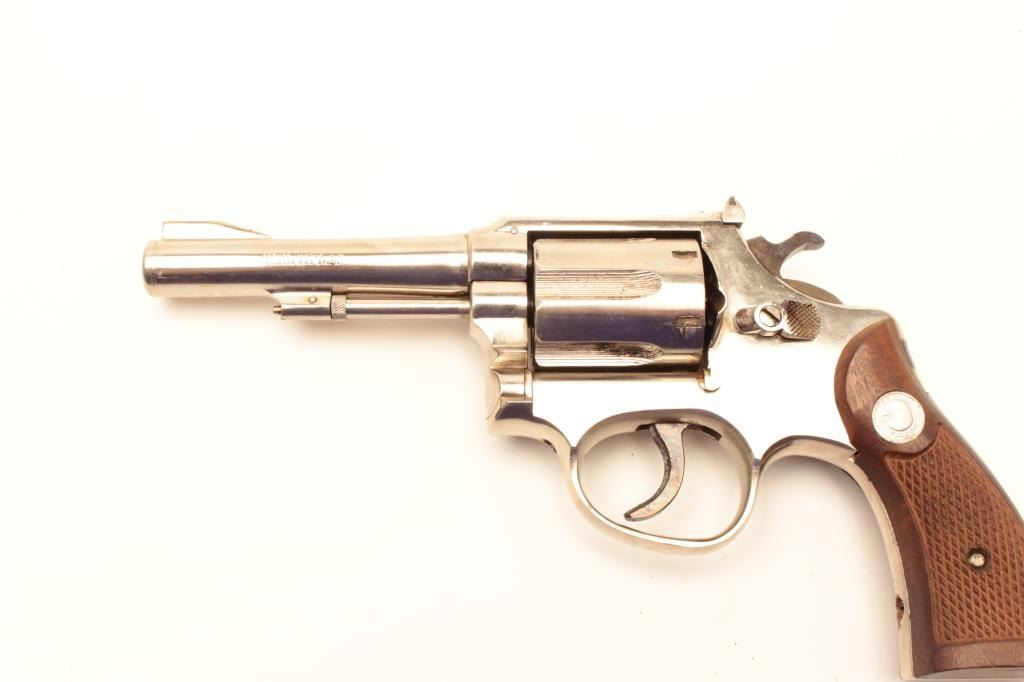 "Taurus Falcon Model DA revolver,  38 Special caliber, 4"" barrel"