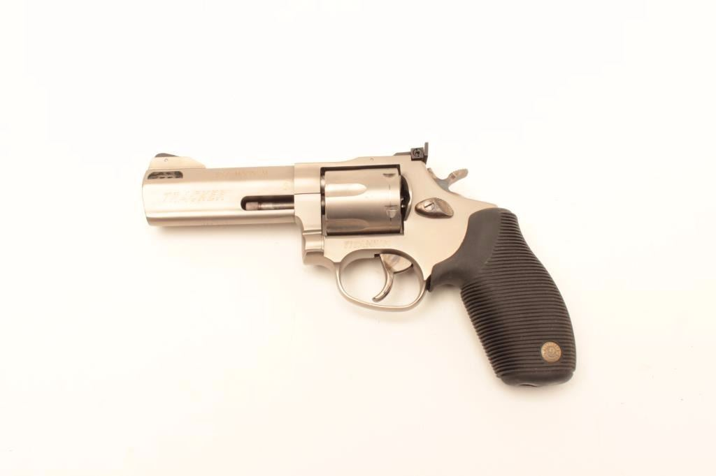 Taurus Model 626 Tracker DA revolver,  357 Magnum caliber, 4