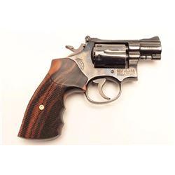 """Smith & Wesson Model 15-3 DA revolver, .38  S&W Special caliber, desirable 2"""" barrel,  blued finish,"""