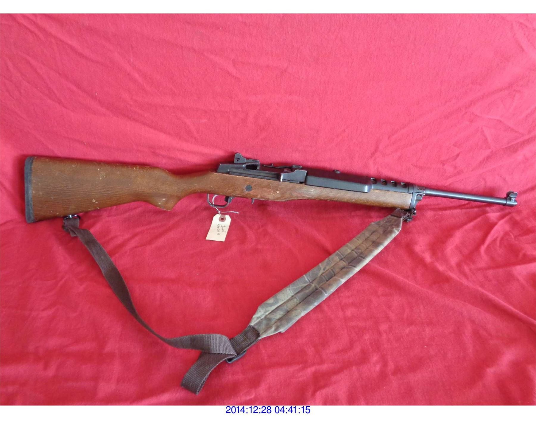 RUGER RANCH RIFLE