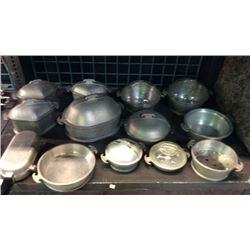 Aluminum  guardian service  cookware