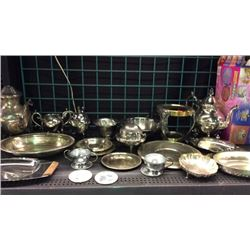 Silver Plate Collection