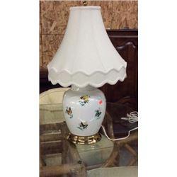 Butterfly lamp