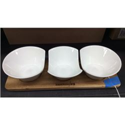 Kamikoto 3 cup serving set