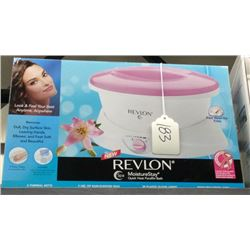 """Revlon"" moisture stay , quick heat paraffin bath"