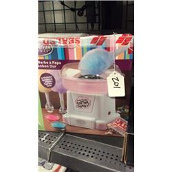 """Nostalgia electrics"" cotton candy maker"