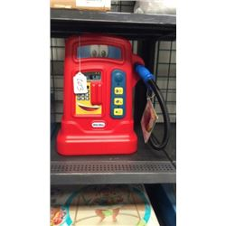 """Little tikes"" toy gas pump"