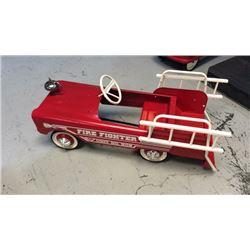 Amf Fire Truck 1967