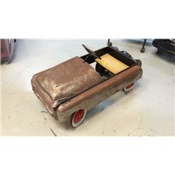 Amf Star Grille 1954 Pedal Car