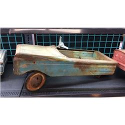 Parts Pedal Car