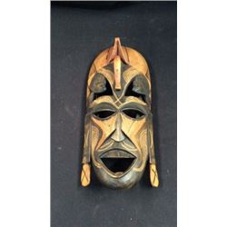 Jambo Hand Carved Mask