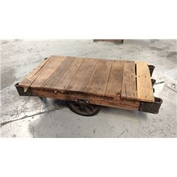 Early Rustic Cart