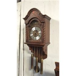 Colonial Clock Made In Germany
