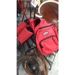 Bottle Horn Bag