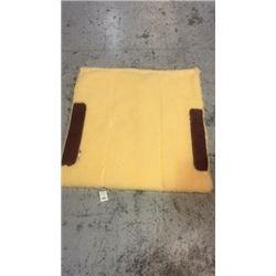 Kodel Fleece Saddle Pad