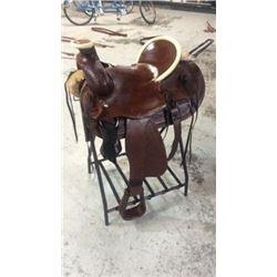 "16"" Montana Saddlery Association Style Roper"