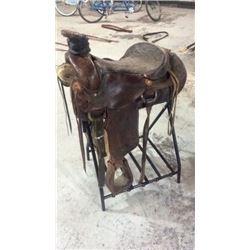 """16"""" Heavy Used Saddle"""