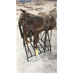 "Lloyd Davis 15"" Saddle"